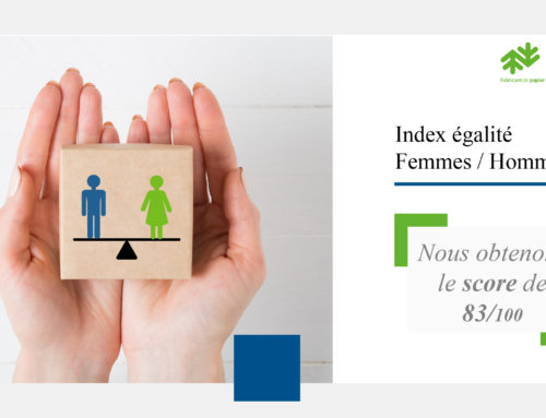 1er Mars 2021  |  Index égalité Femmes – Hommes, Norske Skog Golbey obtient le score de 83/100